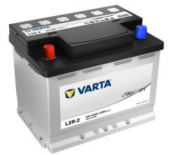 Аккумулятор Varta Стандарт 60Ah 520A 242x175x190 п.п. (+-) 560310052