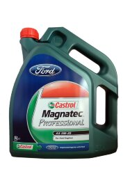 Моторное масло Castrol Magnatec Professional A5 5W-30 (5 л.) 157B77