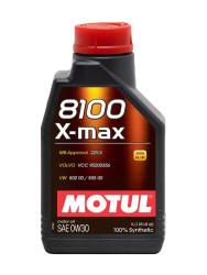 Моторное масло Motul 8100 X-Max 0W-30 (1 л.) 106569
