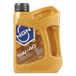 Моторное масло NGN Diesel Syn 5W-40 (1 л.) V172085633