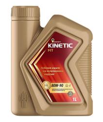 Трансмиссионное масло Rosneft Kinetic MT 80W-90 (1 л.) 40827932