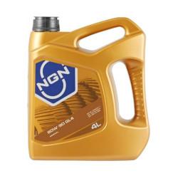 Трансмиссионное масло NGN 80W-90 GL4 (4 л.) V172085543
