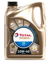 Моторное масло Total Rubia Tir 8600 10W-40 (5 л.) 213670
