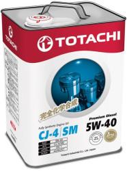 Моторное масло Totachi Premium Diesel 5W-40 (6 л.) 4562374690752