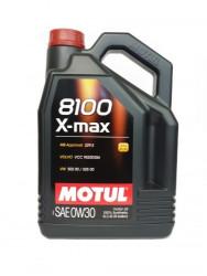Моторное масло Motul 8100 X-Max 0W-30 (4 л.) 106601