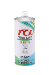 Моторное масло TCL Zero Line 0W-16 (1 л.) Z0010016