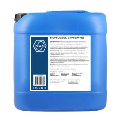 Моторное масло NGN Diesel Syn 5W-40 (20 л.) V172085825