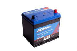 Аккумулятор ACDelco 12V 65Ah 580A 232x175x225 о.п. (-+) 19375457