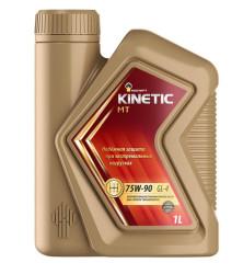 Трансмиссионное масло Rosneft Kinetic MT 75W-90 (1 л.) 40817932