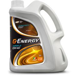 Моторное масло G-Energy Expert G 10W-40 (5 л.) 253140684