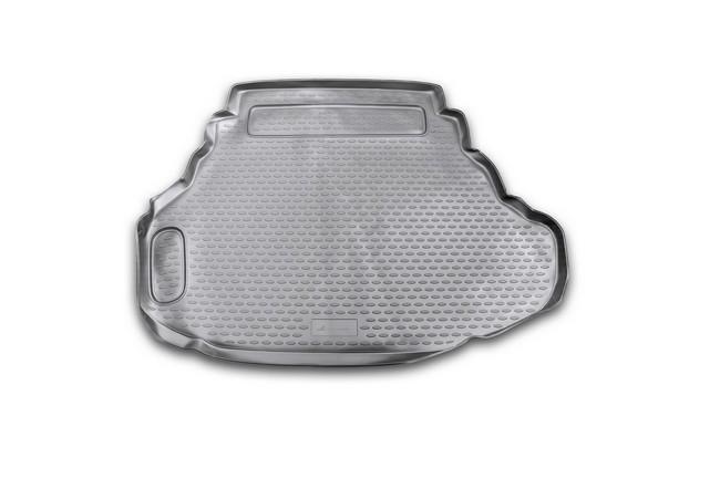 Коврик багажника Novline TOYOTA CAMRY 11- 2.5/3.5 седан (полиуретан) NLC4851B10