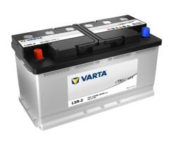 Аккумулятор Varta Стандарт 100Ah 820A 353x175x190 п.п. (+-) 600310082