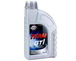 Моторное масло Fuchs Titan GT1 Pro C-3 5W-30 (1 л.) 601224249
