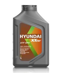 Трансмиссионное масло Hyundai (Kia) Xteer ATF SP4 (1 л.) 1011006