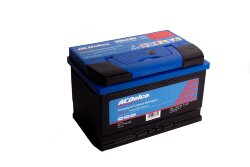 Аккумулятор ACDelco 12V 77Ah 750A 278x175x175 о.п. (-+) 19375458