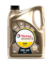 Моторное масло Total Quartz 9000 Energy 5W-40 (4 л.) 10970501