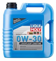 Моторное масло Liqui Moly Leichtlauf Longtime 0W-30 (4 л.) 39039