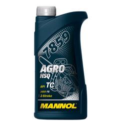Масло двухтактное Mannol 7859 Agro HSQ (1 л.) 1987