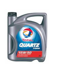 Моторное масло Total Quartz 7000 15W-50 (4 л.) 148592