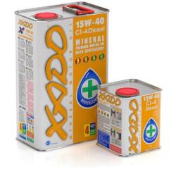 Моторное масло XADO Atomic Oil 15W-40 CI-4 Diesel (4 л.) XA 20214