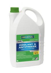 Охлаждающая жидкость Ravenol HJC Protect FL22 Premix -40C (5 л.) 1410123-005-01-999