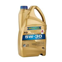 Моторное масло Ravenol FO 5W-30 (4 л.) 1111115004