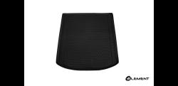 Коврик багажника Novline AUDI A4, 2016-, седан (Европа), 1 шт. (полиуретан) ELEMENT0422B10
