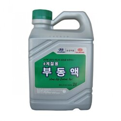 Охлаждающая жидкость Hyundai (Kia) Long Life Coolant (2 л.) 07100-00200