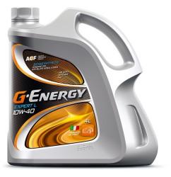 Моторное масло G-Energy Expert L 10W-40 (4 л.) 253140264