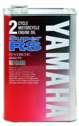 Масло двухтактное Yamaha Autolube Super RS (1 л.) 4521407000081
