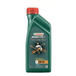 Моторное масло Castrol Magnatec Professional OE 5W-40 (1 л.) 156EE5