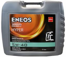 Моторное масло Eneos Hyper 5W-40 (20 л.) EU0031201N