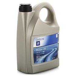 Моторное масло GM Dexos2 5W-30 (4 л.) 1942002 (EC)