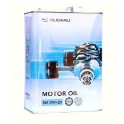 Моторное масло Subaru 0W-20 (4 л.) FIG61996T4L