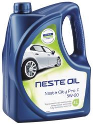 Моторное масло Neste City Pro F 5W-20 (4 л.) 013245