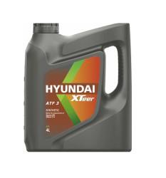 Трансмиссионное масло Hyundai (Kia) Xteer ATF III (4 л.) 1041009