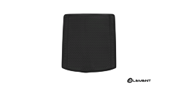 Коврик багажника Novline AUDI A6, 2012-, седан, (Европа), 1 шт. (полиуретан) ELEMENT0423B10