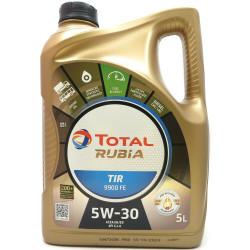 Моторное масло Total Rubia Tir 9900 FE 5W-30 (5 л.) 213981