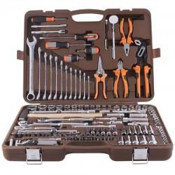 Набор инструмента Ombra 1/4, 3/8, 1/2DR, 150 предметов OMT150S