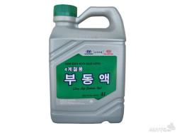 Охлаждающая жидкость Hyundai (Kia) Long Life Coolant (4 л.) 07100-00400