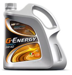 Моторное масло G-Energy Expert L 5W-40 (4 л.) 253140261