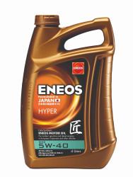 Моторное масло Eneos Hyper 5W-40 (4 л.) EU0031301N
