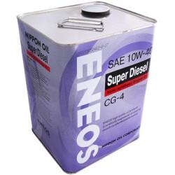 Моторное масло Eneos Super Diesel 10W-40 CG-4 (6 л.) Oil1398