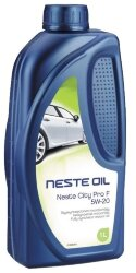 Моторное масло Neste City Pro F 5W-20 (1 л.) 013252