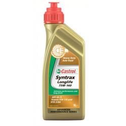 Трансмиссионное масло Castrol Syntrax Longlife 75W-140 (1 л.) 1543AE