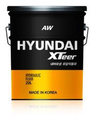 Гидравлическое масло Hyundai (Kia) Xteer AW 68 (20 л.) 1120306