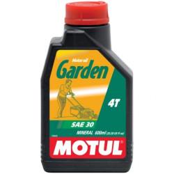 Масло четырехтактное Motul Garden 4T SAE 30 (0,6 л.) 106999