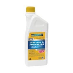 Охлаждающая жидкость Ravenol TTC Protect C11 Concentrate (1,5 л.) 1410100150