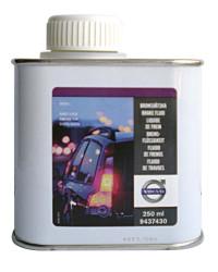 Тормозная жидкость Volvo DOT 4 (0,25 л.) 9437430
