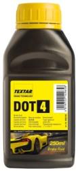 Тормозная жидкость Textar DOT 4 (0,25 л.) 95002100